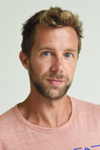 Jaus Müller richt zich als algemeen bestuurslid op de communicatie, social media en het schrijven van teksten.