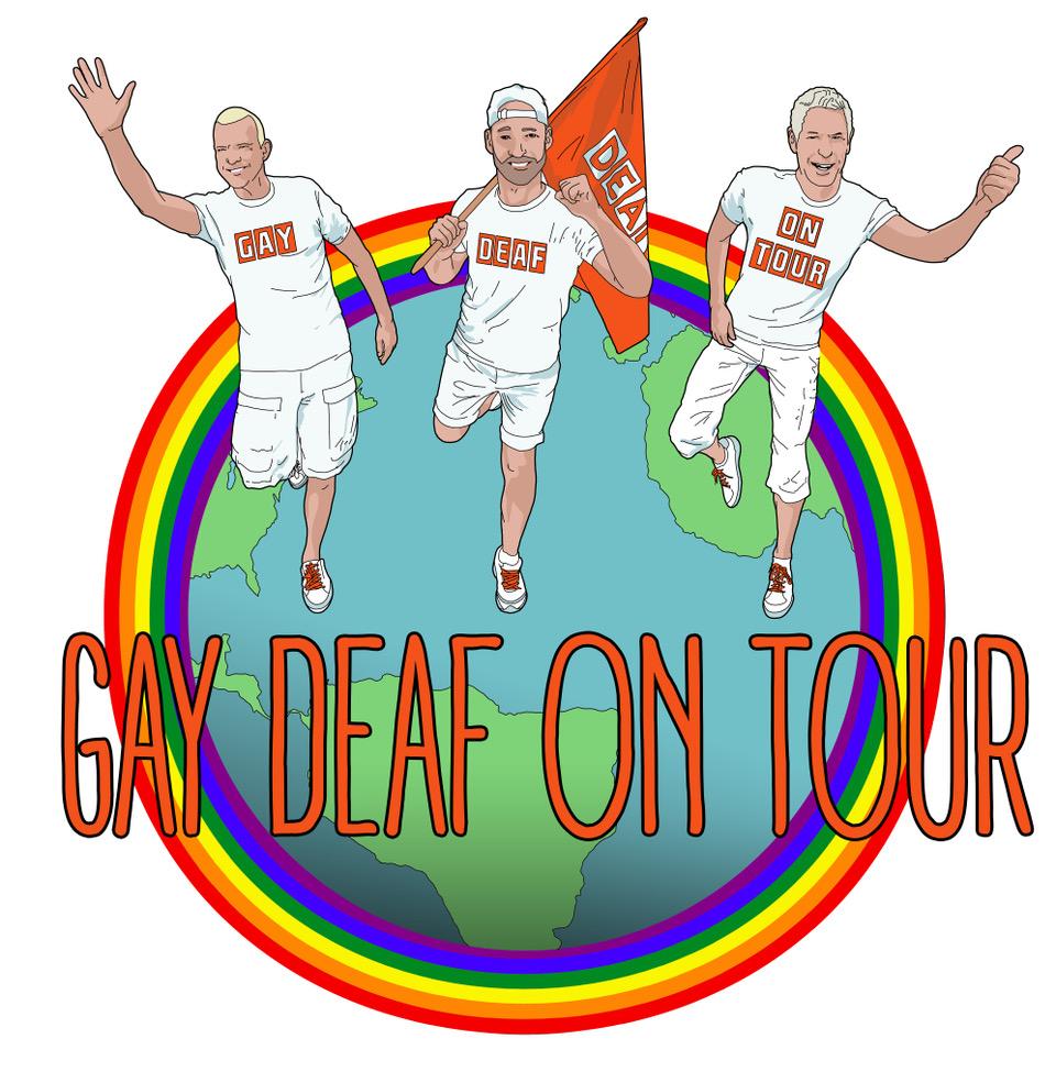 Gay Deaf on Tour